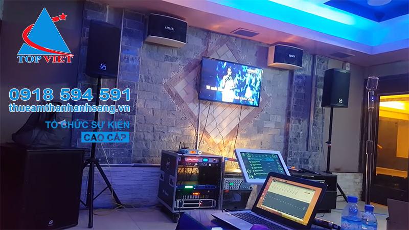 cho thue karaoke vang so